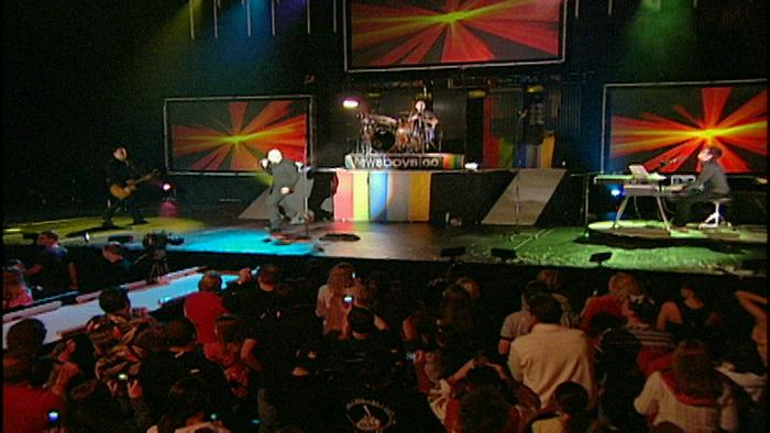 Shine Newsboys Live Houston We Are Go DVD Version Itunes bundle version