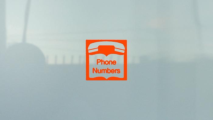Phone Numbers Official Video