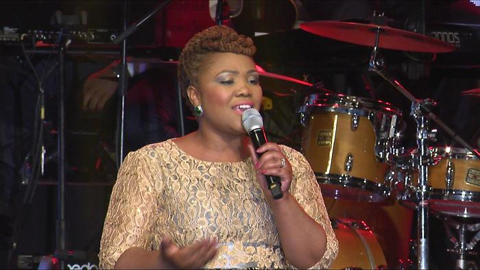 Promises of His Love Live at Grace Bible Church  Soweto 2015