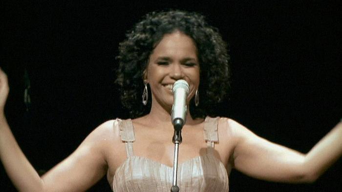A Voz De Uma Pessoa Vitoriosa Live