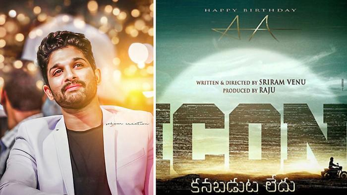 Allu Arjun Icon Movie Starts From June