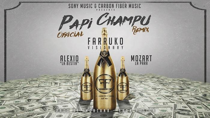 Papi Champú RemixCover Audio
