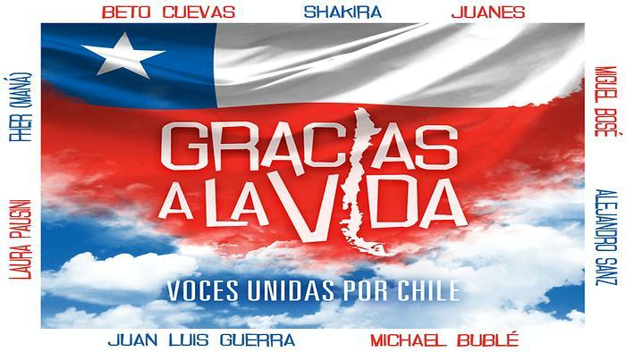 Gracias a la vida Entrevista Beto Cuevas