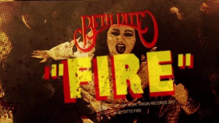 Fire TrailerStunt Performers