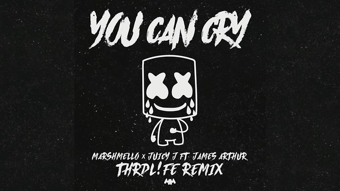 You Can Cry THRDLFE Remix  Official Audio
