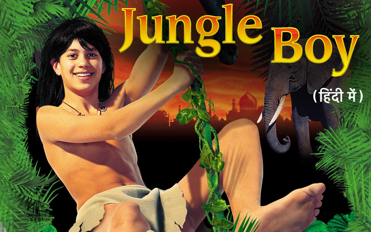 Jungle Boy (Hindi)