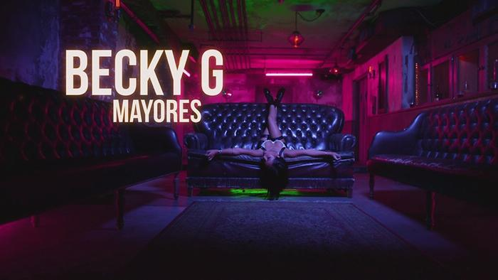Behind The Music with Becky MAYORES