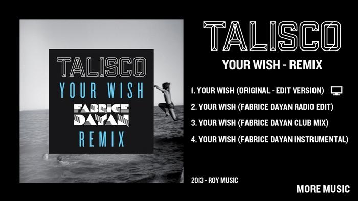 Your Wish Fabrice Dayan Instrumental