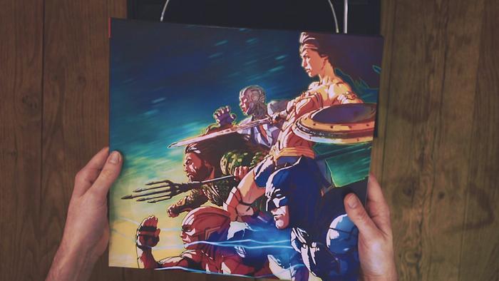 Vinyl Unboxing Justice League Original Motion Picture Soundtrack  Music by Danny Elfman