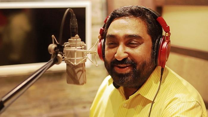 Chandrakala  Studio Recording
