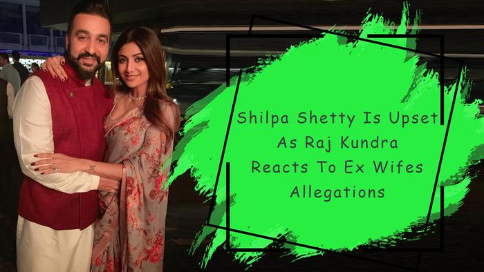 Shilpa Upset