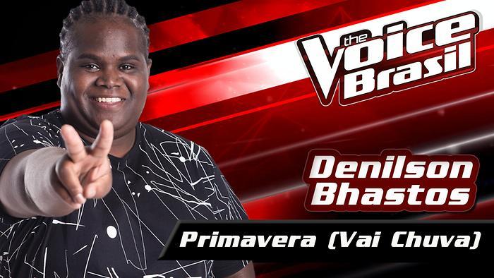 Primavera Vai Chuva The Voice Brasil 2016  Audio