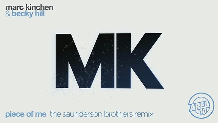 Piece of Me The Saunderson Brothers Remix Audio