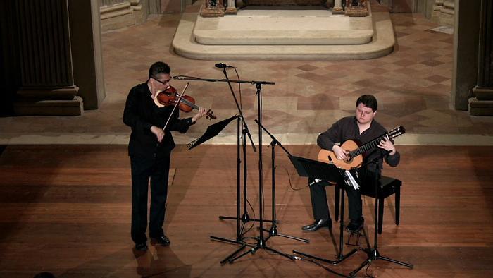 Paganini Grande Sonata in A Major MS 3 1 Allegro risoluto