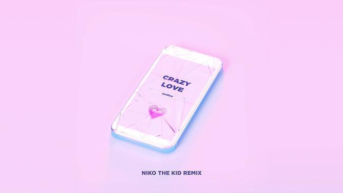 Crazy Love Niko The Kid RemixAudio