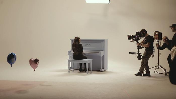 Superficial Love  Behind the Scenes