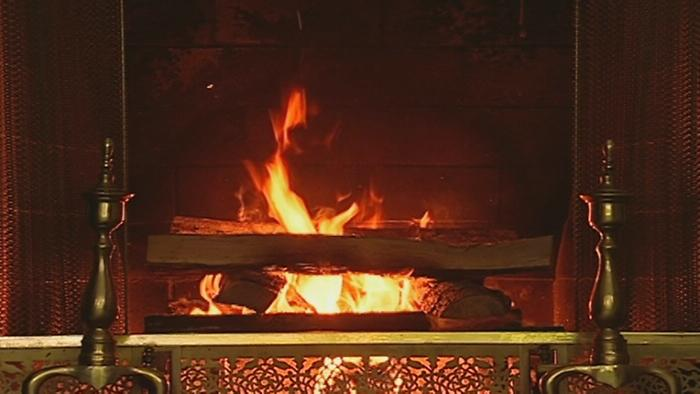 The Christmas Song Chestnuts Roasting On an Open Fire Christmas Classics The Yule Log Edition