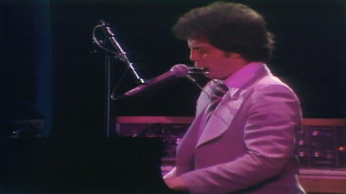 Piano Man from Tonight  Connecticut 1976