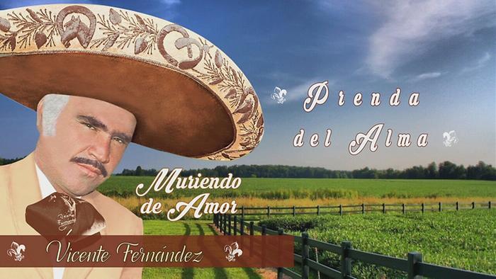Prenda del Alma Cover Audio