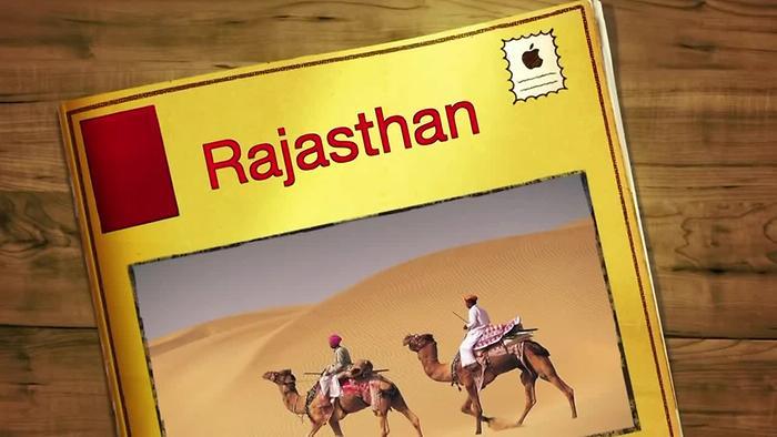 Rajasthan Incredible India