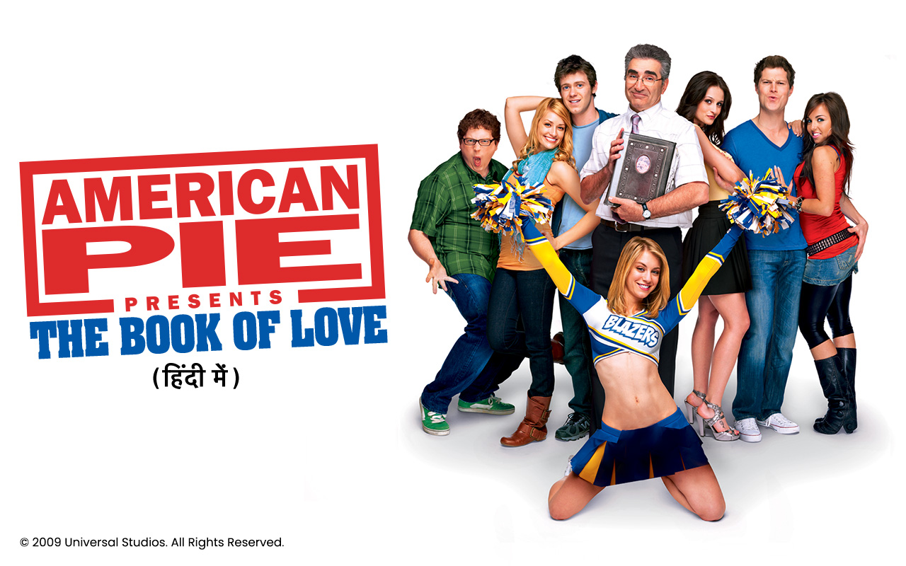 American Pie Presents: The Book Of Love - Hindi