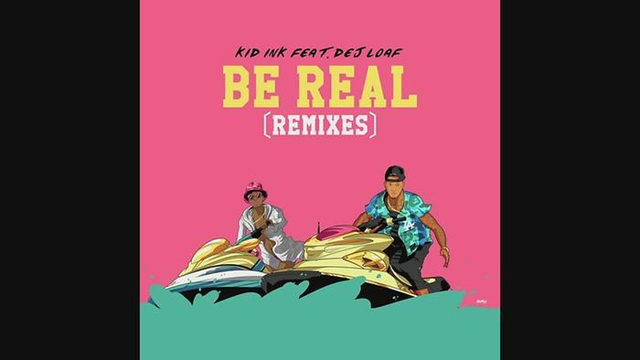 Be Real PrRob x DJ Mad Future House Remix Audio