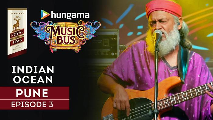 Indian Ocean – Royal Stag Hungama Music Bus