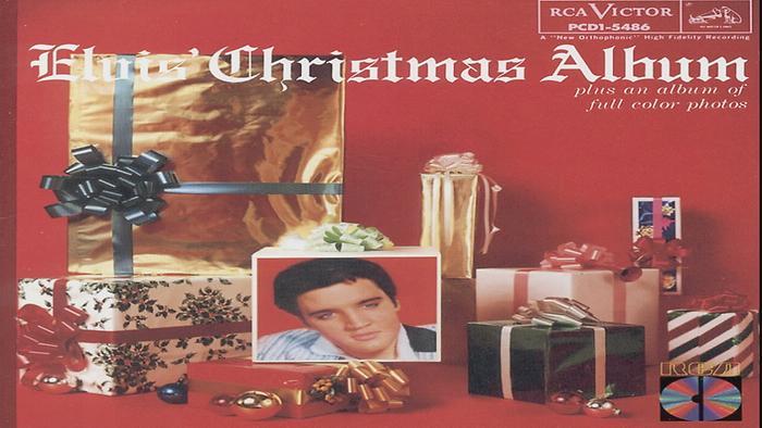 Blue Christmas Audio
