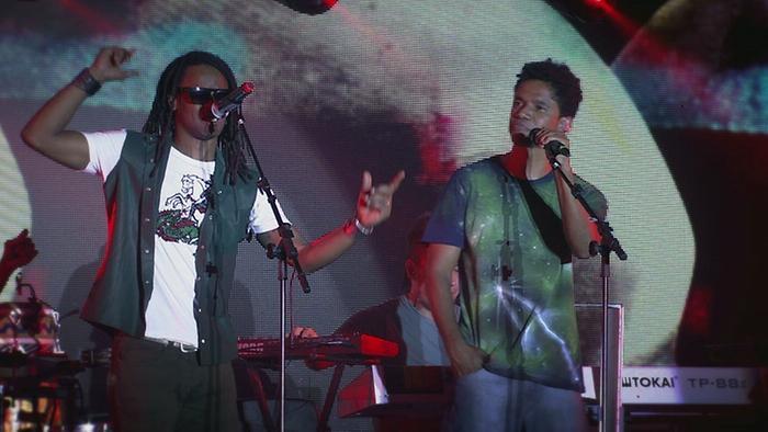A Sombra da Maldade Natiruts Reggae Brasil  Ao Vivo