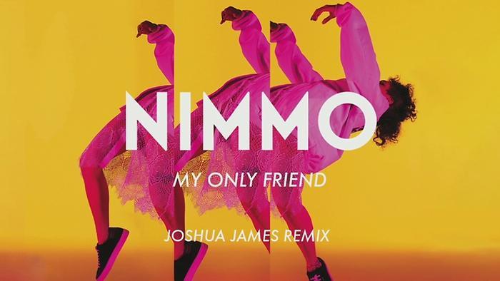 My Only Friend Joshua James Remix Audio