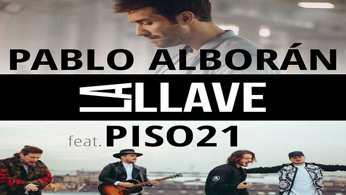 La llave feat Piso 21