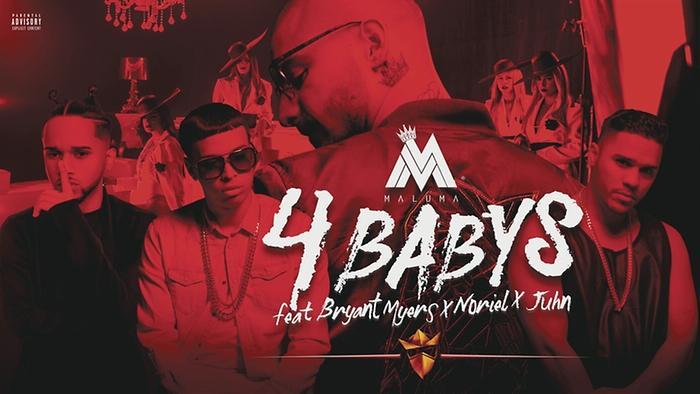 Cuatro Babys Cover Audio