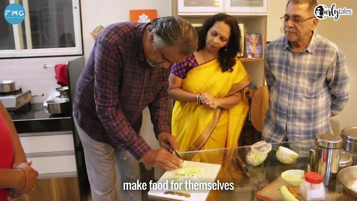 Cooking Class For Men In Pune By Medha Gokhale