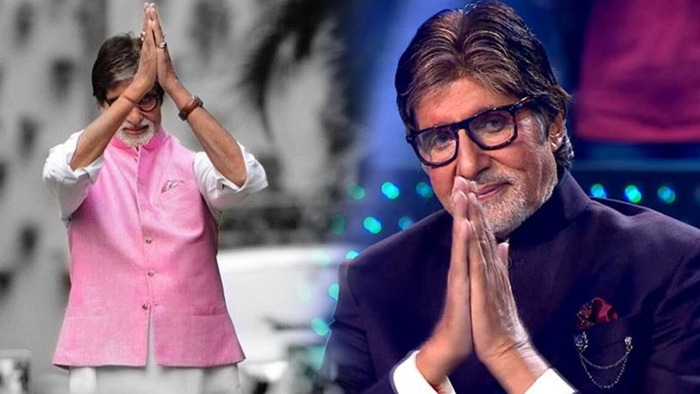 Birthday Wishes Pour In As Amitabh Bachchan Turns 78