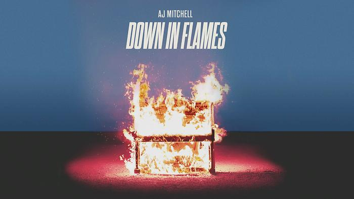 Down In Flames Audio