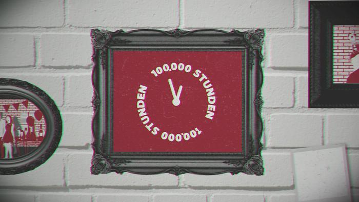 100000 Stunden Official Lyric Video