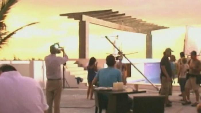 Contra La Pared Making Off Video