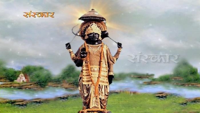 Nilanjan Samabhasam Raviputram Yamagrajam Shaniji Ka Pouranik Mantra