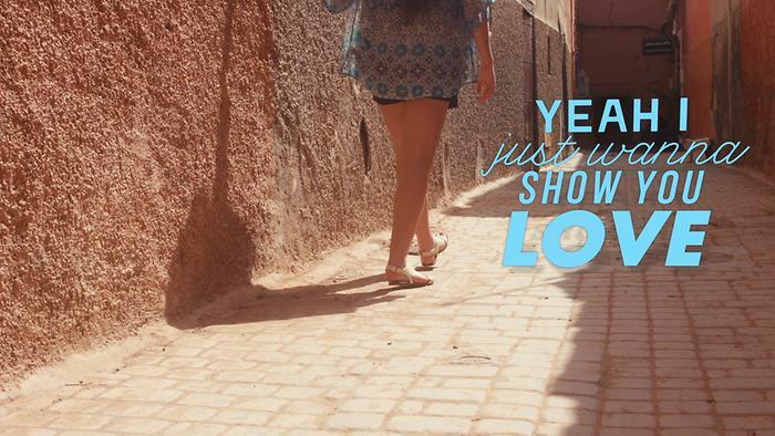 Show You Love Lyric Video
