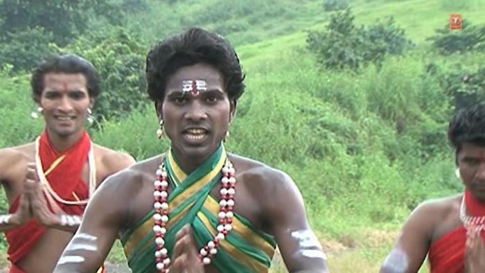 Hey Saptashrungi Vandan