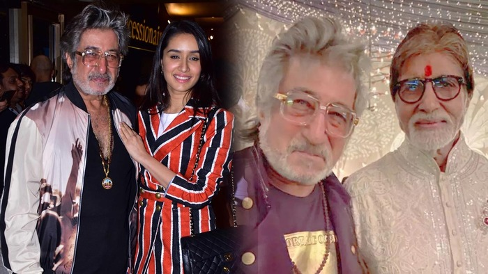 Shakti Kapoor Celebrated When Shraddha Got Film With Amitabh