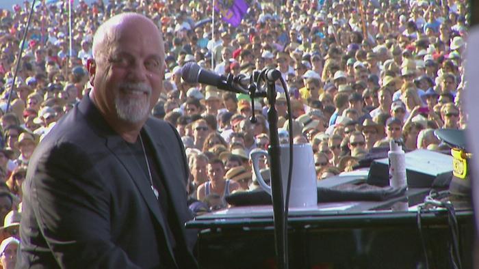 Big Man On Mulberry Stree Jazz Fest 2013  AXSTV Digital video