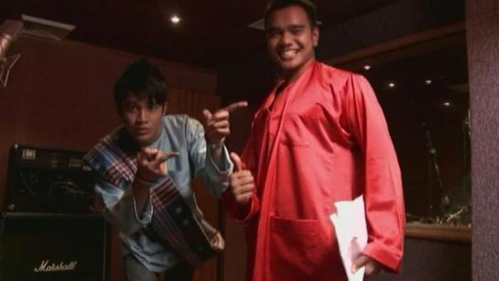 Balik Kampung MUSIC VIDEO