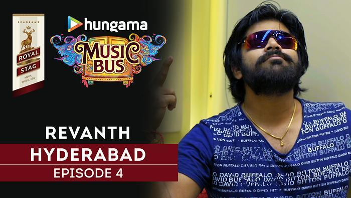 LV Revanth – Royal Stag Hungama Music Bus