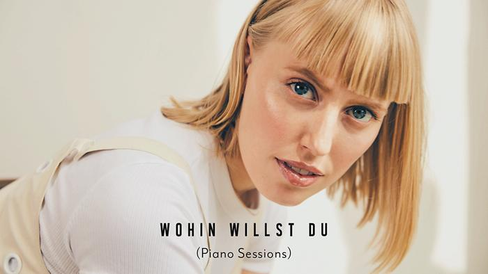 Wohin willst du Piano Sessions  Official Audio