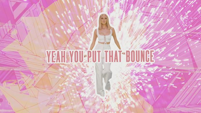 Bounce Lyric Video