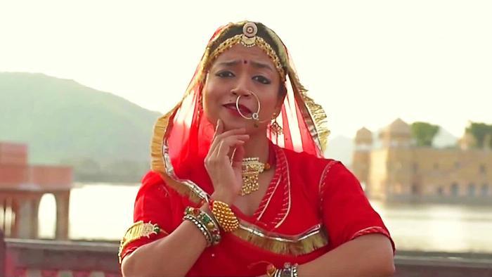 Hariyala Banna  Female Reprise Cover
