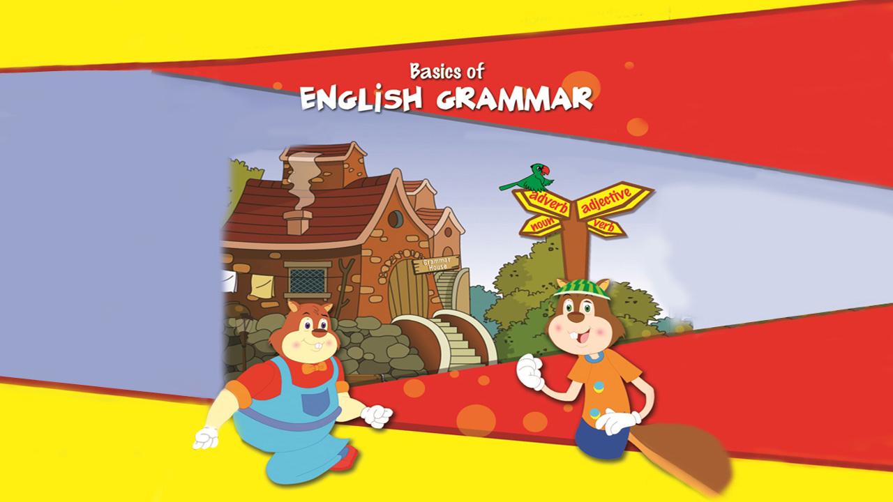 Basic Of English Grammar