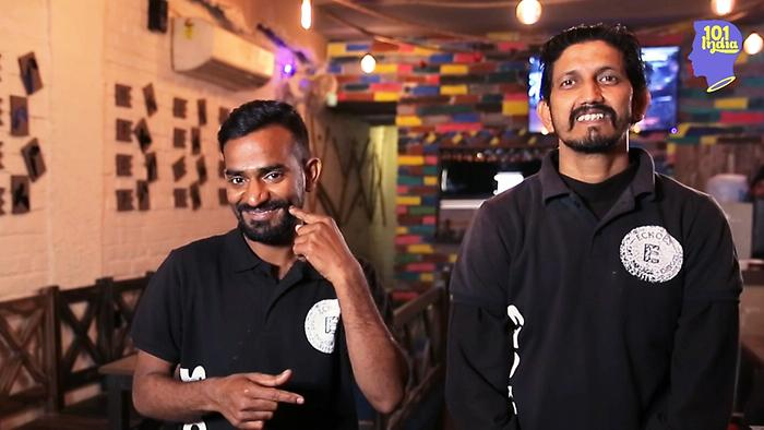 Delhi Cafe Run By The Differently Abled