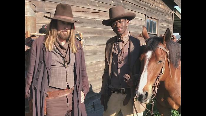 Old Town Road Official Movie  Behind the Scenes